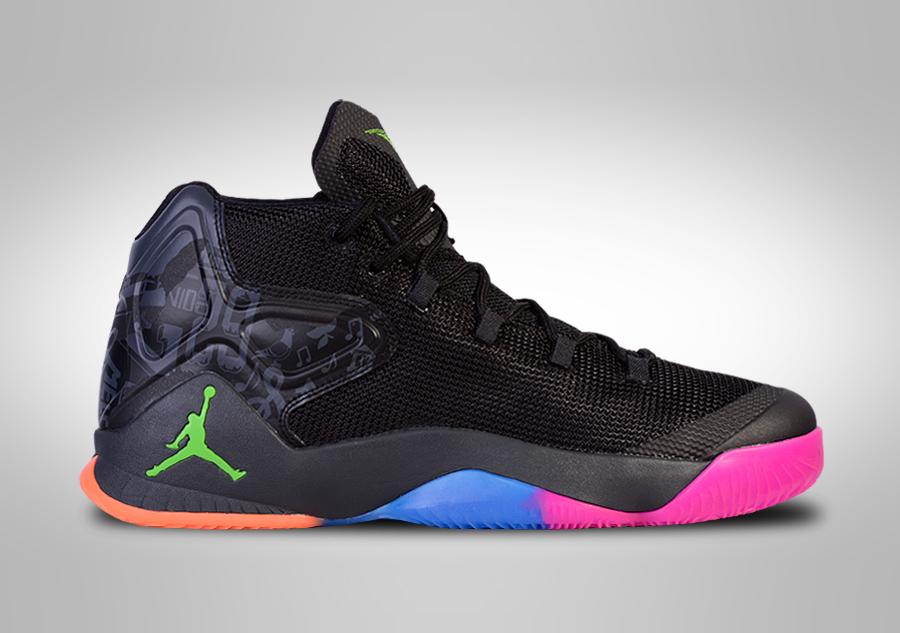 Nike Jordan Melo M12, Zapatillas de Baloncesto para Hombre, Negro, 40 EU