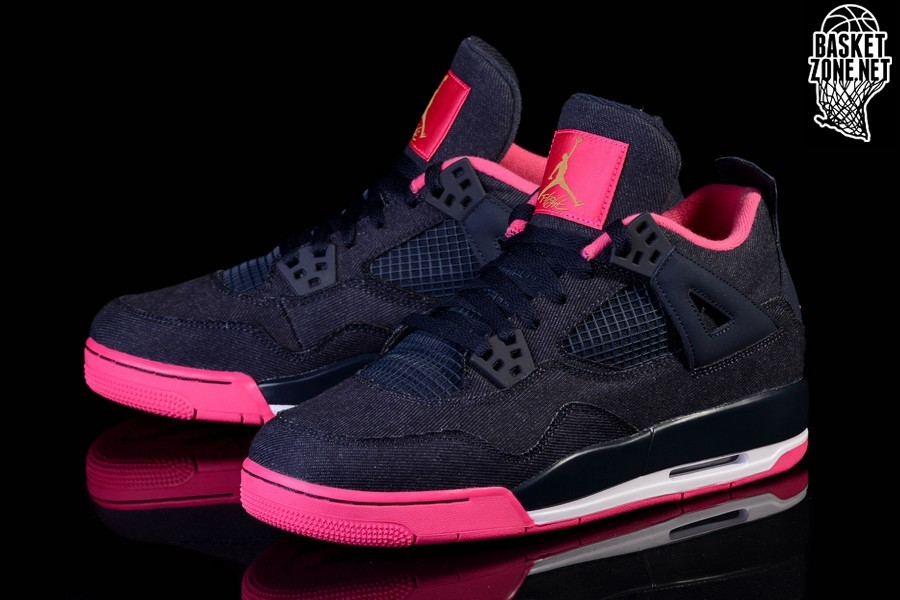 NIKE AIR JORDAN 4 RETRO 'DENIM' GG