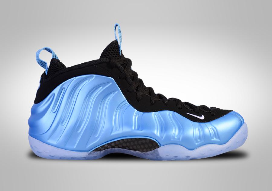 Nike Foamposite Azul