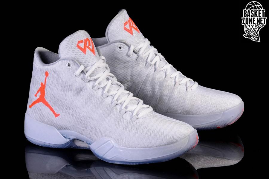 Nike - Air Jordan XX9 - Color: Blanco-Negro-Rojo - Size: 44.5 rq9xlJ