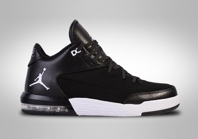 nike Jordan - Zapatillas de Material Sintético para hombre black white white 011 37, color, talla 38.5