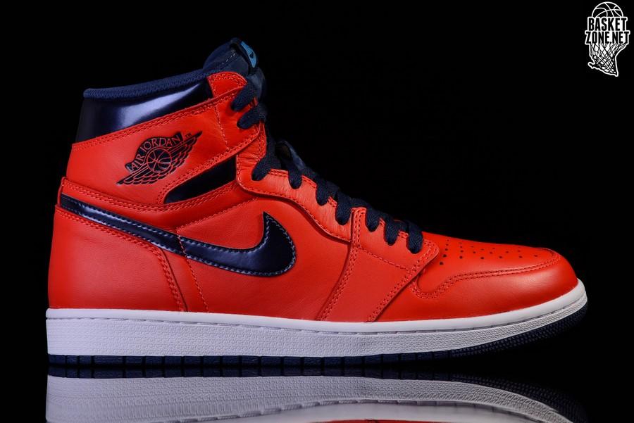 Nike Air Jordan 1 Retro High Nouv, Zapatillas de Deporte para Hombre, Negro/Blanco/Marrón (White/Black-Gum Light Brown), 46 EU