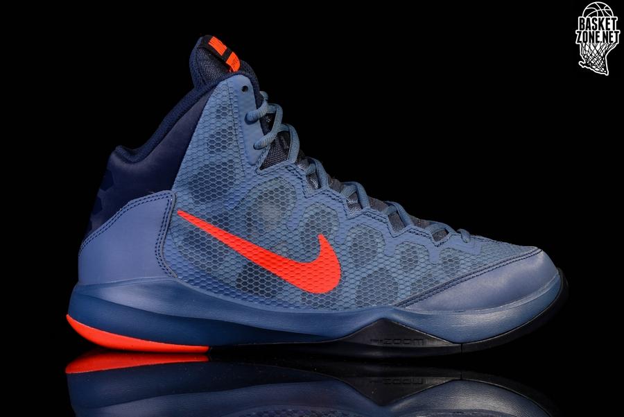 Nike Zoom Without A Doubt Zapatillas de Baloncesto, Hombre, Negro/Plateado/Blanco, 47 1/2