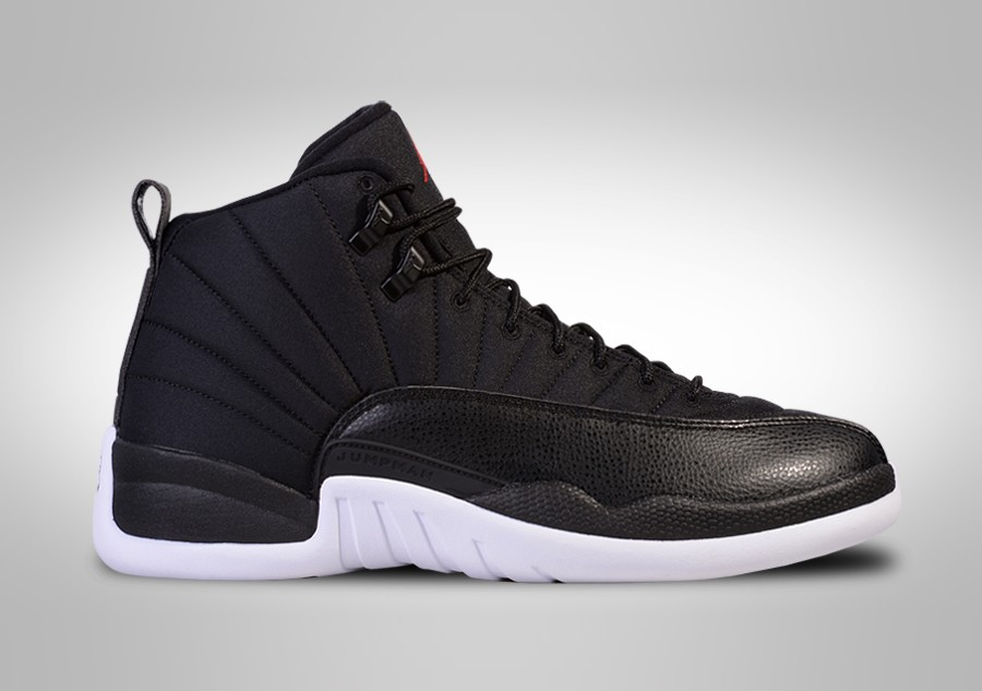 fbd6fc5e8246 NIKE AIR JORDAN 12 RETRO BLACK NYLON price €185.00