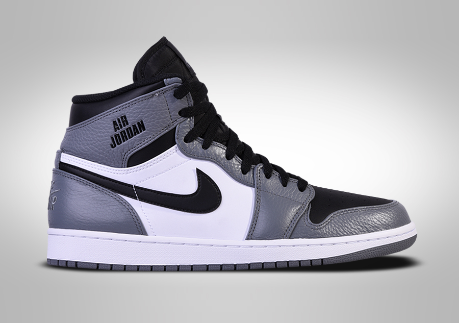 buy online d321d 1252a NIKE AIR JORDAN 1 RETRO HIGH RARE AIR COOL GREY por €127,50   Basketzone.net
