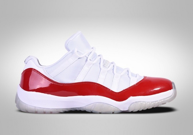air jordan 11 rouge et blanc
