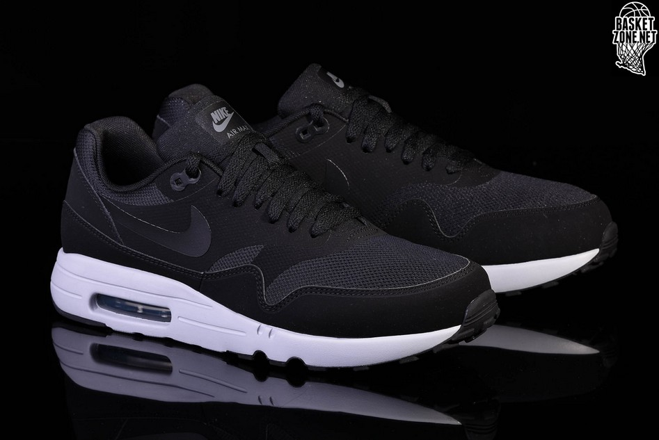 the latest 04e73 403ea NIKE AIR MAX 1 ULTRA 2.0 ESSENTIAL BLACK