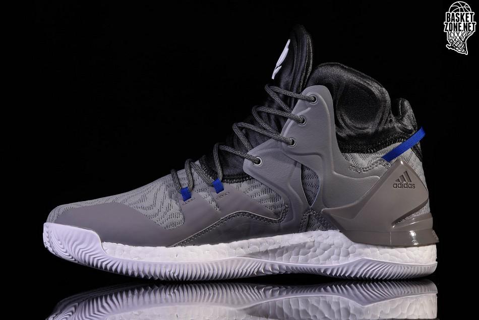Adidas D Rose 7 Primeknit Solid Grey