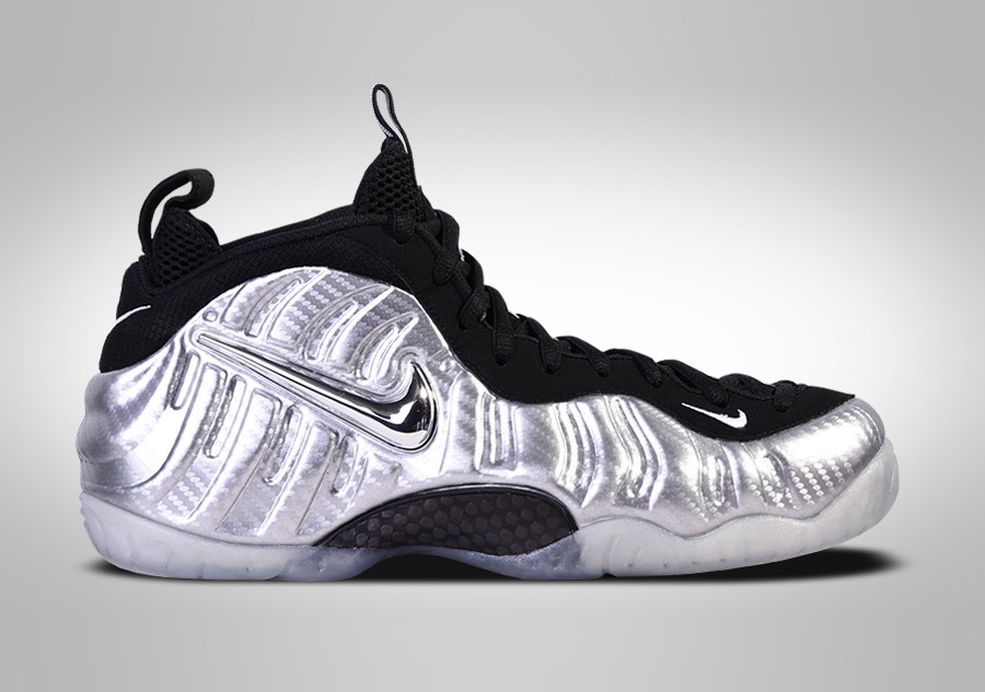 ca5824c509c NIKE AIR FOAMPOSITE PRO SILVER SERVER price €197.50