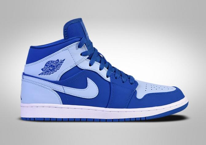 professionnel Nike - Air Jordan 1 Mi Bg - Couleur: Azul - Taille: 36.5 Boutique en ligne pA2QUx