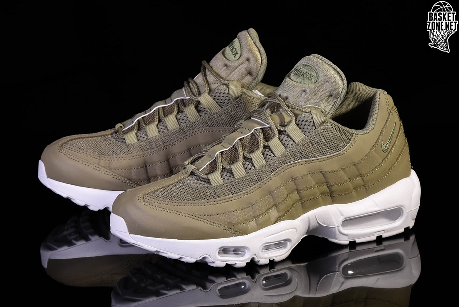best sneakers 3a5cf 063fd Trainers NIKE AIR MAX 95 ESSENTIAL 749766 201 TROOPER UK SIZE 8.5 BRAND NEW  IN BOX Men s Shoes