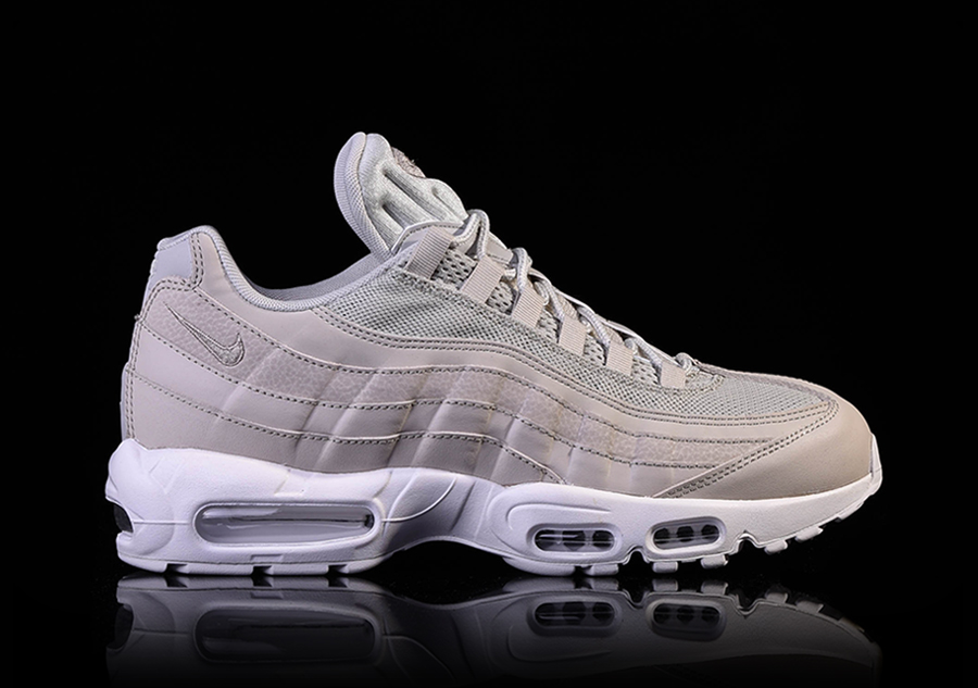 buy online 99987 4e3b3 ... wholesale nike air max 95 essential pale grey por 14900 basketzone  dacf6 055da