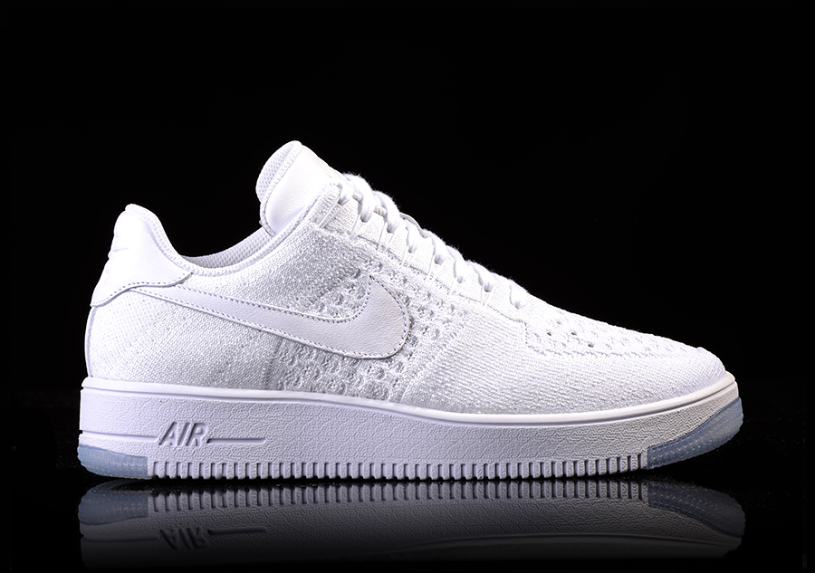 best service a4795 24af4 NIKE AIR FORCE 1 ULTRA FLYKNIT LOW WHITE-ICE por €105,00  Basketzone.net