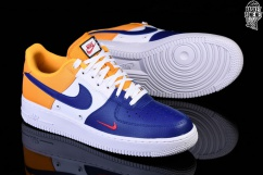 save off 4aa24 2ec10 NIKE AIR FORCE 1 07 LV8 MINI SWOOSH BARCELONA