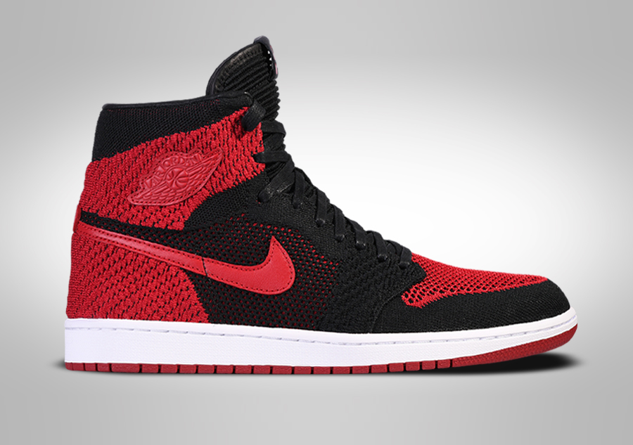 buy online 9a4c7 2c858 NIKE AIR JORDAN 1 RETRO HIGH FLYKNIT BANNED por €137,50   Basketzone.net