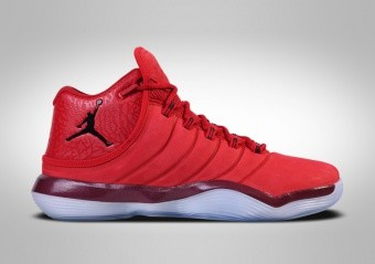 finest selection 53c15 2c1f5 NIKE AIR JORDAN SUPER.FLY 2017 GYM RED