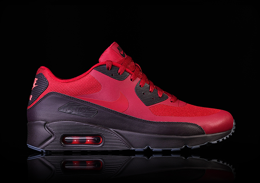 promo code a1d36 3eb63 NIKE AIR MAX 90 ULTRA 2.0 ESSENTIAL NOBLE RED por €127,50 | Basketzone.net