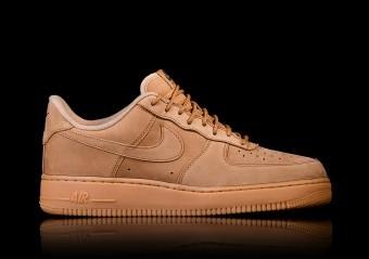 nike air force 1 07 brazowe sneakers wloclawek