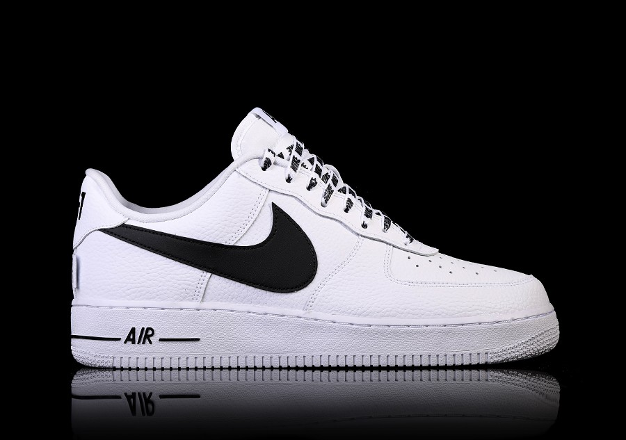 info for 7fbf0 262d3 NIKE AIR FORCE 1 07 LV8 NBA PACK WHITE BLACK