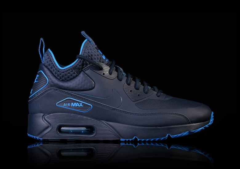 best service 7e6f2 16c06 NIKE AIR MAX 90 ULTRA MID WINTER SE OBSIDIAN