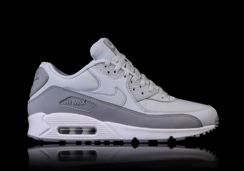 NIKE AIR MAX 90 ESSENTIAL WOLF GREY per €115 31e83d0c750