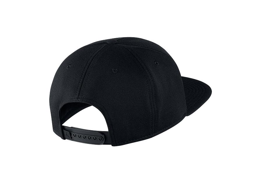 5ae4a802b18d NIKE AIR JORDAN JUMPMAN SNAPBACK HAT BLACK GYM RED price €25.00 ...