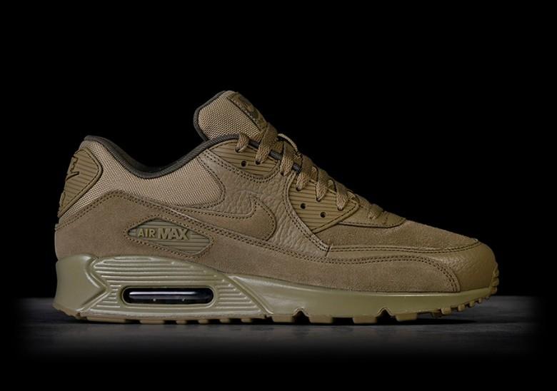 Nike Air Max 95 Premium Mand & Kvinde Sko Neutral Olive