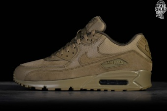 best sneakers cdb34 75fcd NIKE AIR MAX 90 PREMIUM NEUTRAL OLIVE