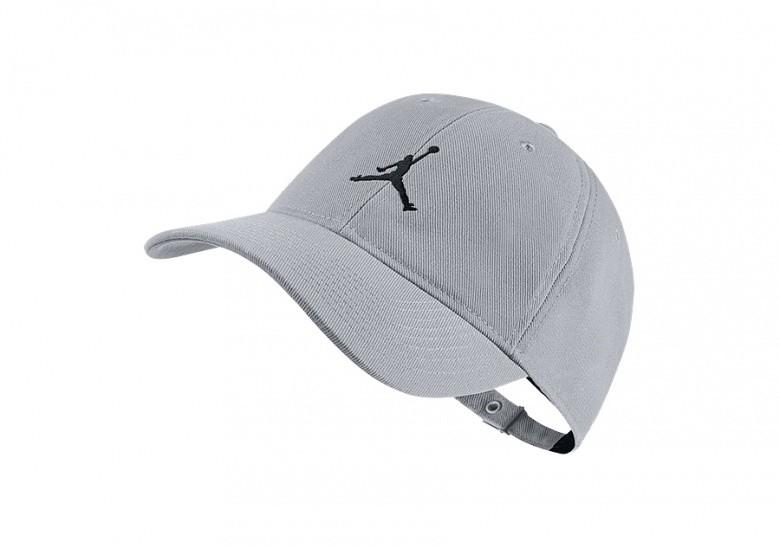 1ada5c2a205 NIKE AIR JORDAN JUMPMAN FLOPPY H86 HAT WOLF GREY price €25.00 ...