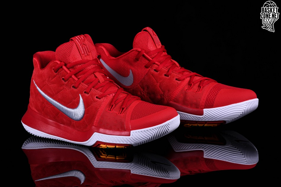 cf26aab2578f00 NIKE KYRIE 3 RED SUEDE price €105.00