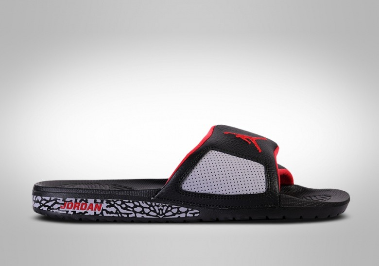 33c437e54d53 NIKE AIR JORDAN HYDRO SLIDE III RETRO BLACK CEMENT price €59.00 ...