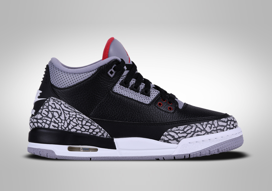 Air Jordan 3 Retro OG BG (GS) - 854261-001 - Size - 3.5Y -