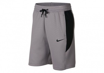 NIKE THERMA FLEX SHOWTIME SHORTS ATMOSPHERE GREY