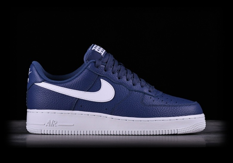 NIKE AIR FORCE 1 '07 BLUE RECALL