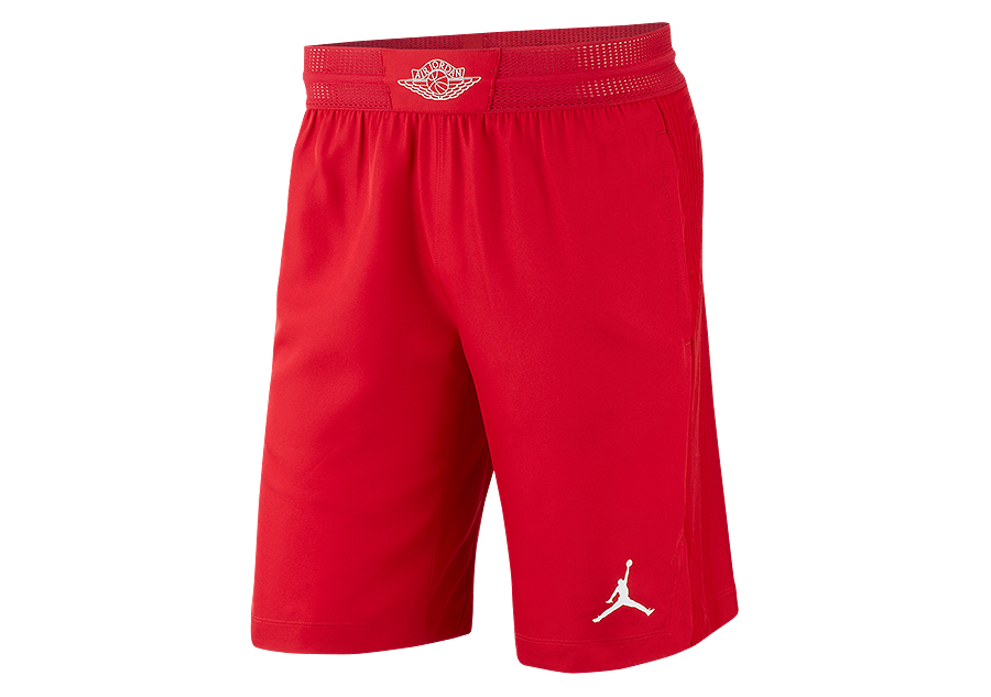 6f6c409d4 NIKE AIR JORDAN ULTIMATE FLIGHT BASKETBALL SHORTS GYM RED por €62