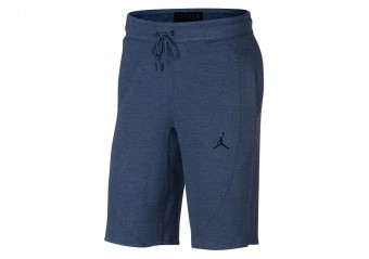 NIKE AIR JORDAN SPORTSWEAR WINGS LITE SHORTS DIFFUSED BLUE