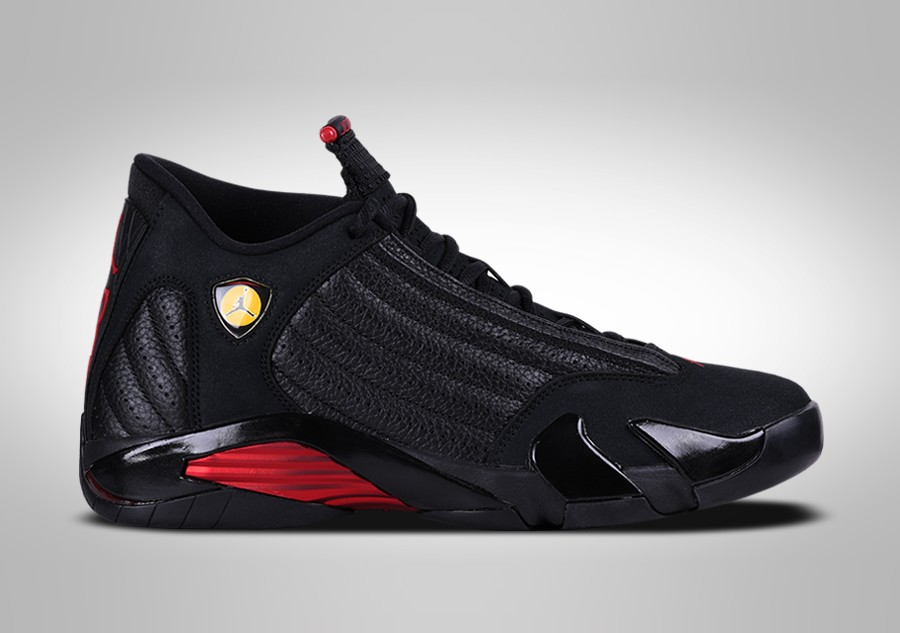 83353460161591 NIKE AIR JORDAN 14 RETRO LAST SHOT BG price €137.50