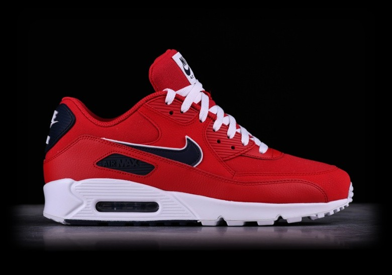 f3f37a2e6aab8a NIKE AIR MAX 90 ESSENTIAL UNIVERSITY RED price €137.50