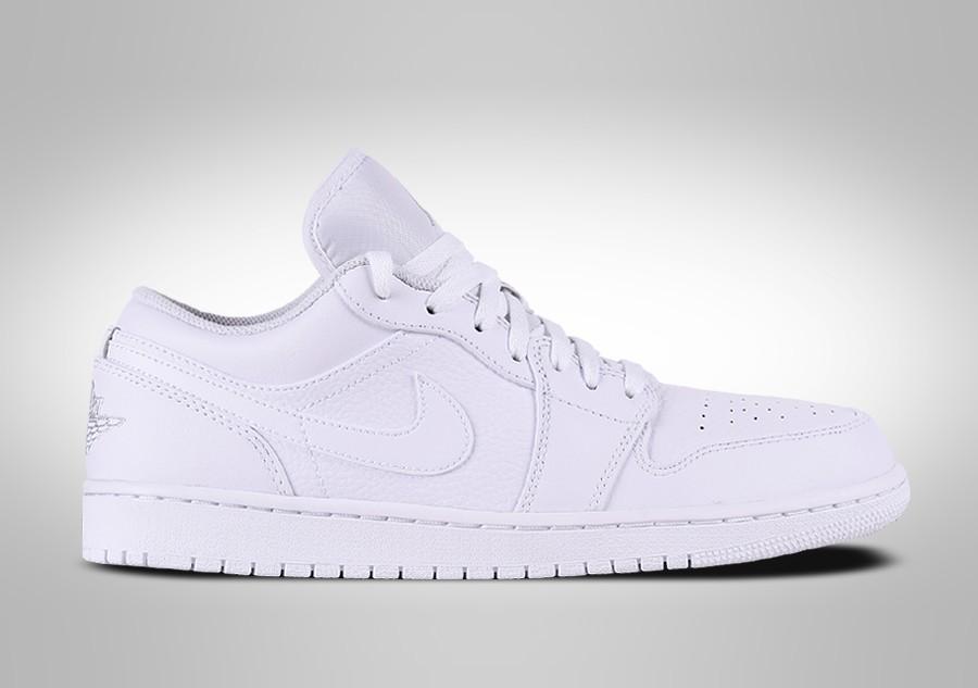 Air White Low Jordan Nike 1 Triple Retro Price Aj4R5L