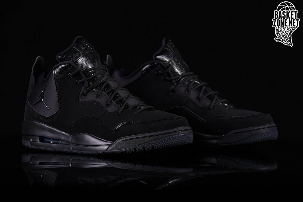 cfa87839e92 NIKE AIR JORDAN COURTSIDE 23 TRIPLE BLACK price €112.50 | Basketzone.net
