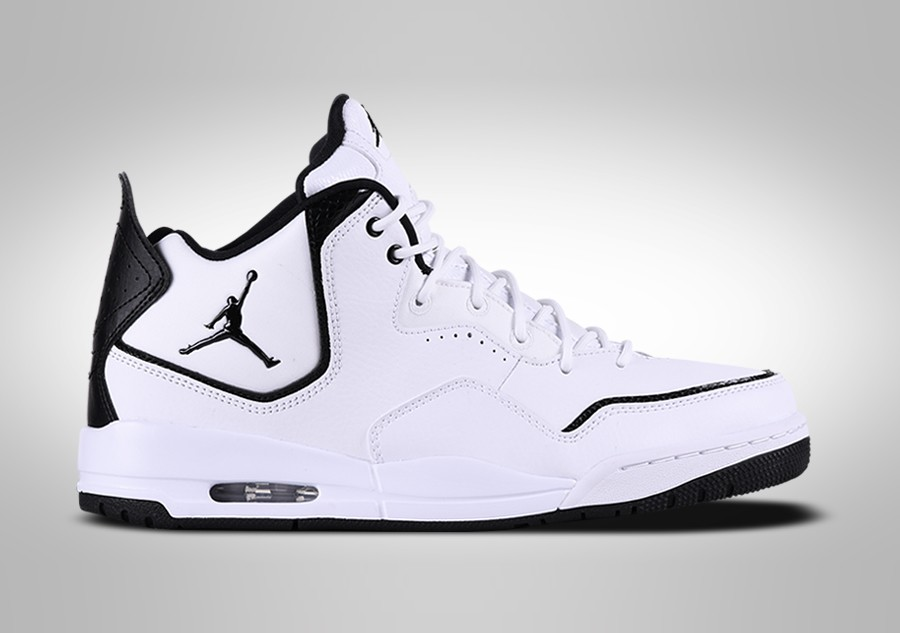 quality design 763eb c0aa2 NIKE AIR JORDAN COURTSIDE 23 GS WHITE BLACK