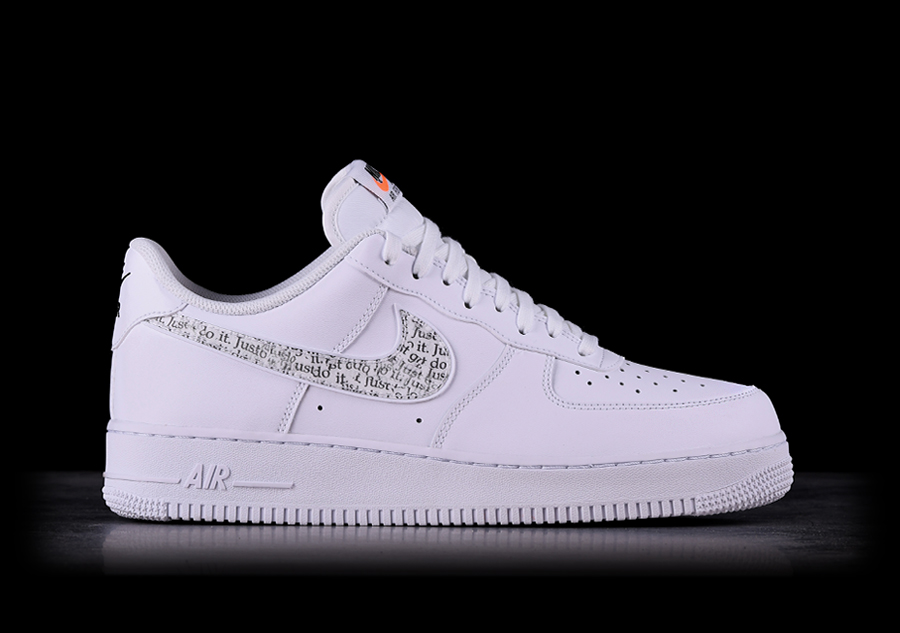 6802098d1a3b NIKE AIR FORCE 1  07 LV8 JDI LNTC WHITE por €109