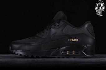 2018 Nike Air Max 90 Premium SE SZ 9 Wolf Grey Black Pure Platinum 700155 016