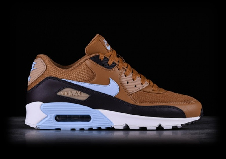 NIKE AIR MAX 90 ESSENTIAL MUTED BRONZE voor €122,50