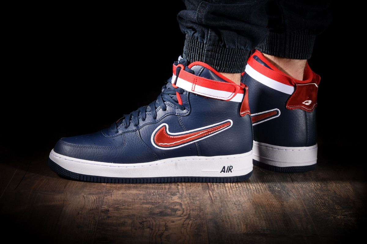 air force 1 high sport nba