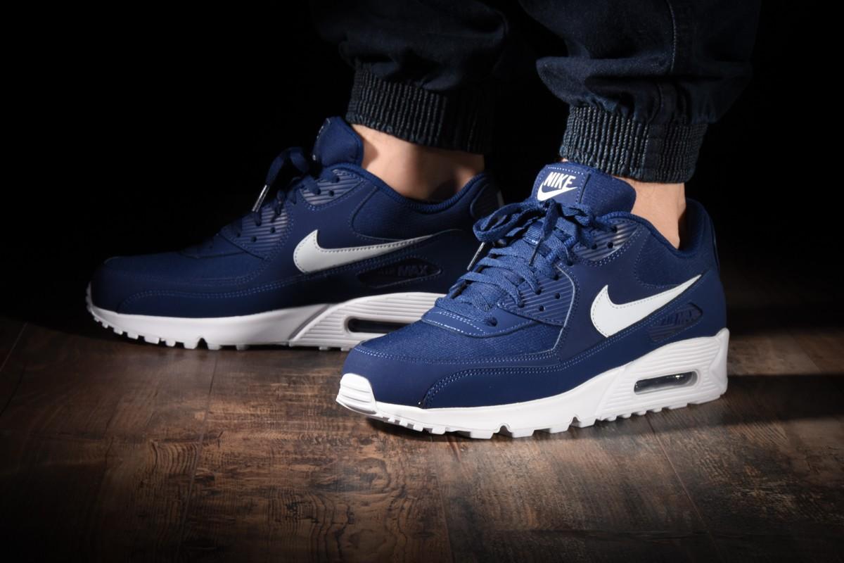 nike air max 90 essential bleu