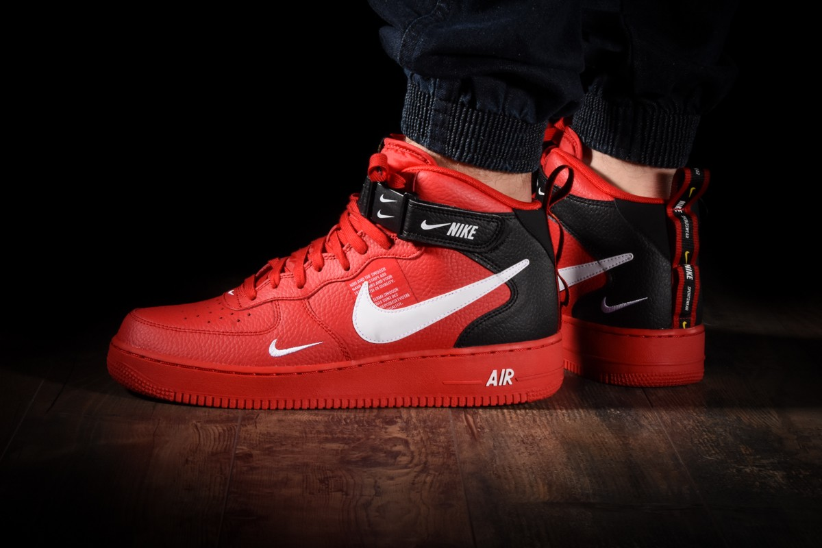 air force 1 mid 07 lv8 utility