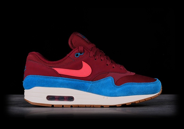 release date: a2ccd a6c72 NIKE AIR MAX 1 TEAM RED