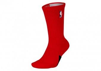 NIKE AIR JORDAN NBA CREW UNIVERSITY RED