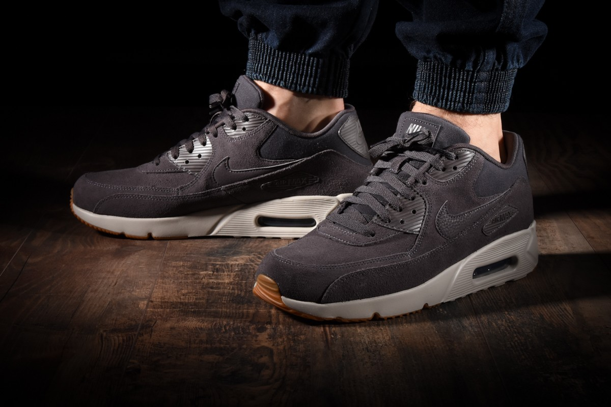 Nike Mens Air Max 90 Ultra 2.0 Leather 924447 004